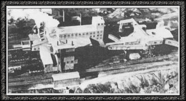 "Aerial view of the ""Northern"" tipple"