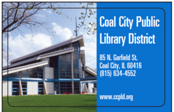 CCPLD Library Card