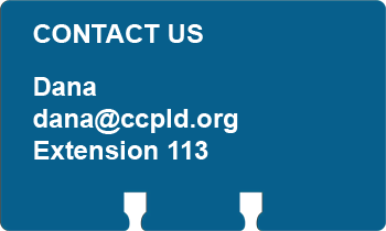 CCPLD Adult Services Contacts