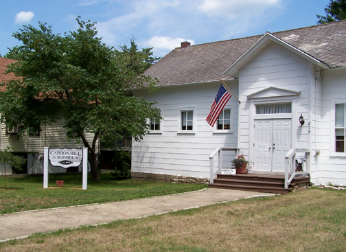 Image of the Carbon Hill School Museum